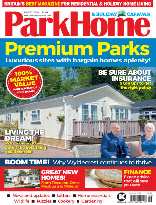 Park Home & Holiday Caravan August 2020