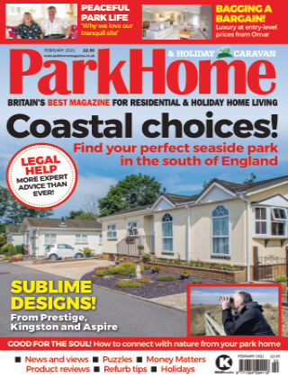 Park Home & Holiday Caravan February 2021