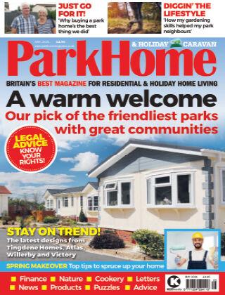 Park Home & Holiday Caravan May 2021