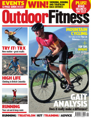 Outdoor Fitness & Adventure January 2018