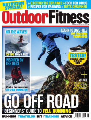 Outdoor Fitness August 18