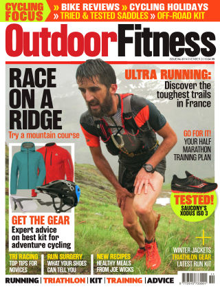 Outdoor Fitness November 18