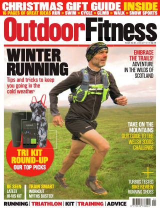 Outdoor Fitness January 2019