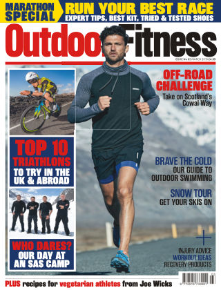 Outdoor Fitness March 2019