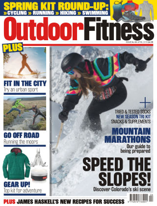 Outdoor Fitness April 2019