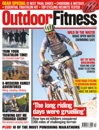 Outdoor Fitness July 2019