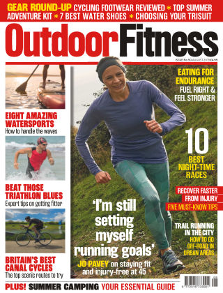 Outdoor Fitness August 2019
