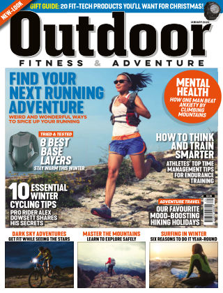 Outdoor Fitness January 2020