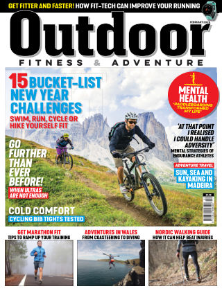 Outdoor Fitness February 2020