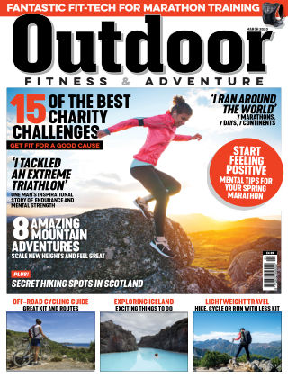 Outdoor Fitness March 2020