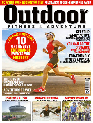 Outdoor Fitness May 2020