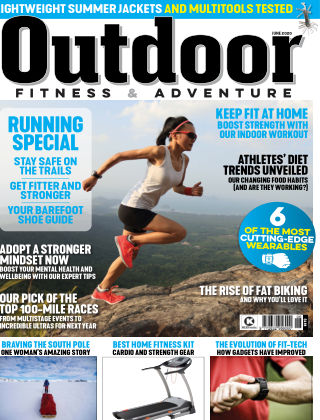 Outdoor Fitness June 2020