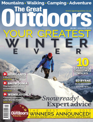 The Great Outdoors January 2018