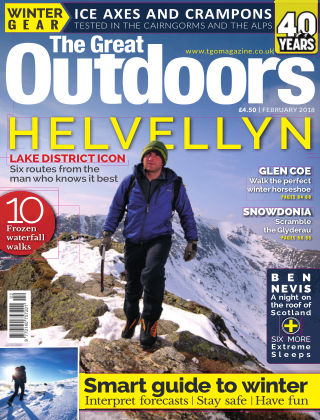 The Great Outdoors February 2018
