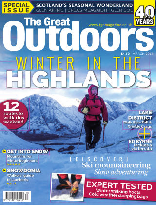 The Great Outdoors March 2018