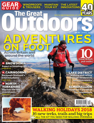 The Great Outdoors April 2018