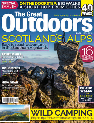 The Great Outdoors May 2018