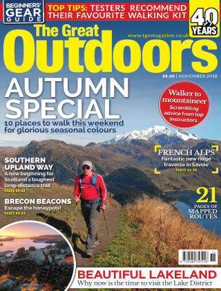 The Great Outdoors November 18