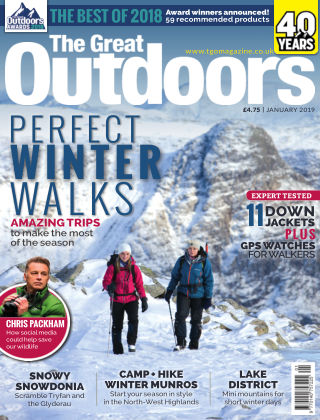 The Great Outdoors January 2019
