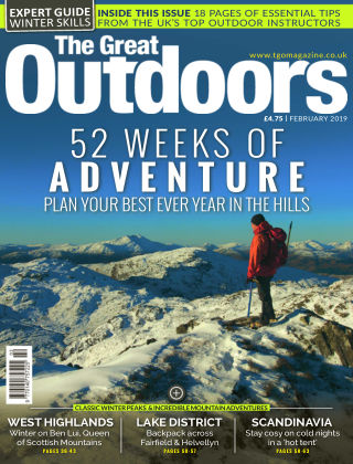 The Great Outdoors February 2019