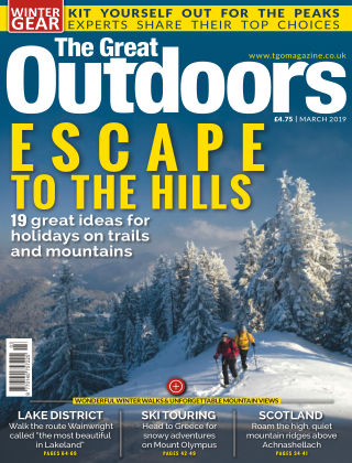 The Great Outdoors March 2019