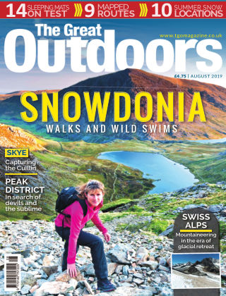 The Great Outdoors August 2019