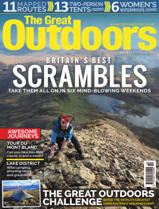 The Great Outdoors October 2019
