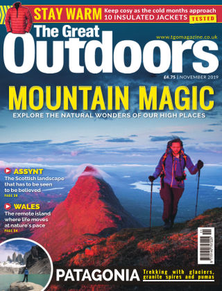 The Great Outdoors November 2019