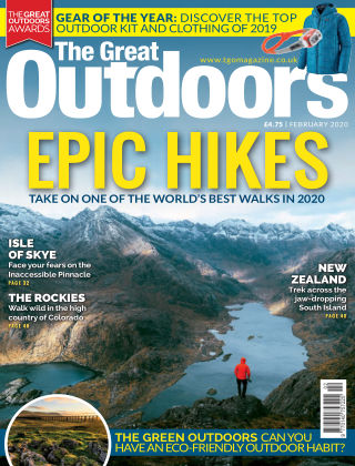 The Great Outdoors February 2020
