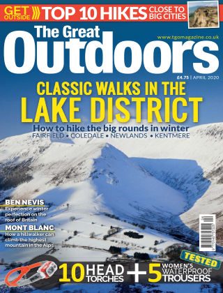 The Great Outdoors April 2020