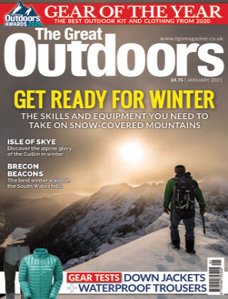 The Great Outdoors January 2021