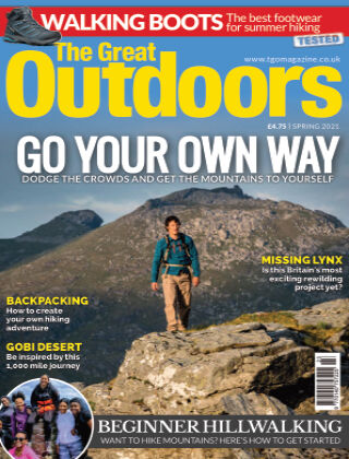 The Great Outdoors Spring 2021
