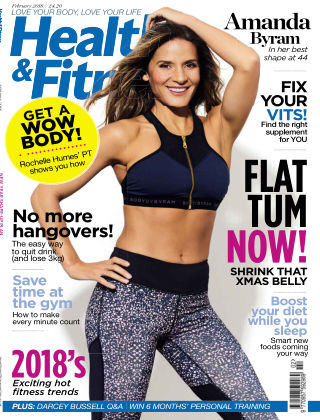 Health & Fitness Feb 18