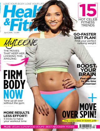 Health & Fitness April