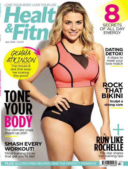 Women's Fitness May 09, 2018 00:00