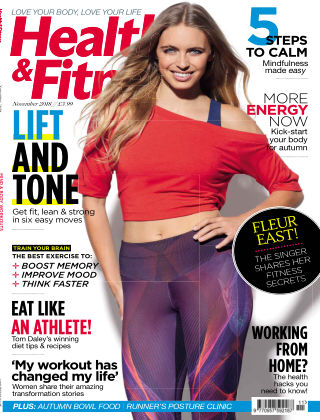 Women's Fitness Nov 18