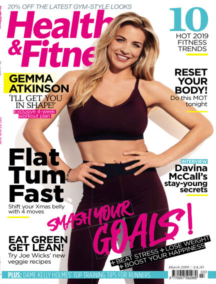 Women's Fitness January 09, 2019 00:00