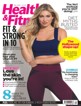 Health & Fitness May 2019