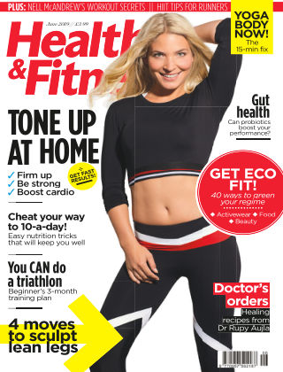 Women's Fitness June 2019