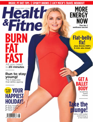 Health & Fitness August 2019