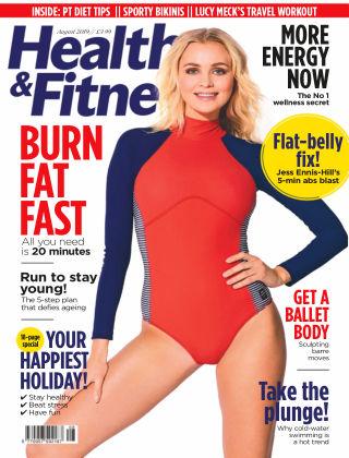 Women's Fitness August 2019