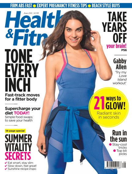 Women's Fitness July 10, 2019 00:00