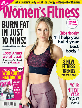 Women's Fitness Issue 01