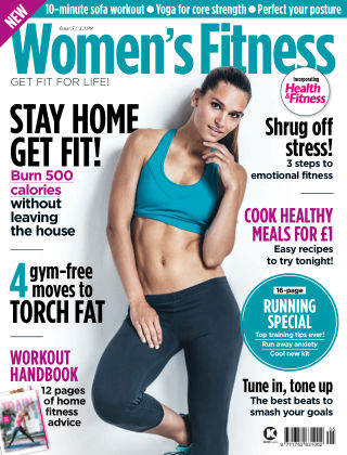 Women's Fitness Issue 5