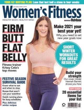 Women's Fitness December 2020