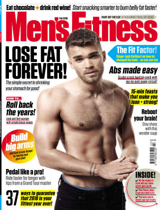 Men's Fitness Feb 18