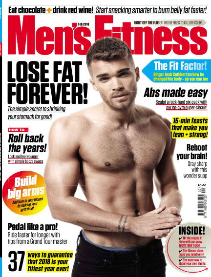 Men's Fitness December 13, 2017 00:00