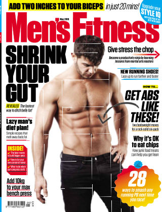 Men's Fitness May18