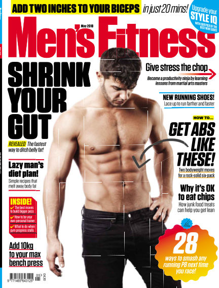 Men's Fitness March 28, 2018 00:00