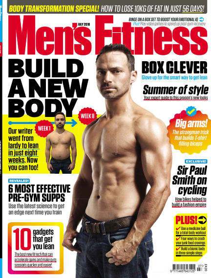 Men's Fitness May 30, 2018 00:00